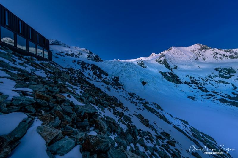 Cabane de Moiry - ©Christian Züger
