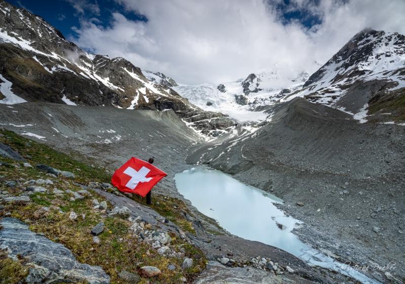 Swiss VIEWS, Val d Anniviers - ©Christiane Dreher