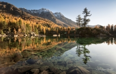 Lago di Saoseo - ©Christiane Dreher