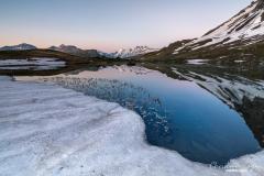 Blausee zur Blauen Stunde - ©Christian Züger