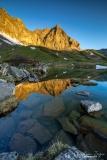 Goldene Stunde am Morgen, Blausee - ©Christian Züger