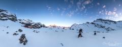 Panorama Lämmerenhütte - ©Christian Züger