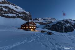 Lämmerenhütte SAC/Wallis - ©Christian Züger