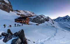 Lämmerenhütte am Morgen - ©Christian Züger