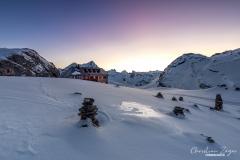 Sonnenaufgang - ©Christian Züger