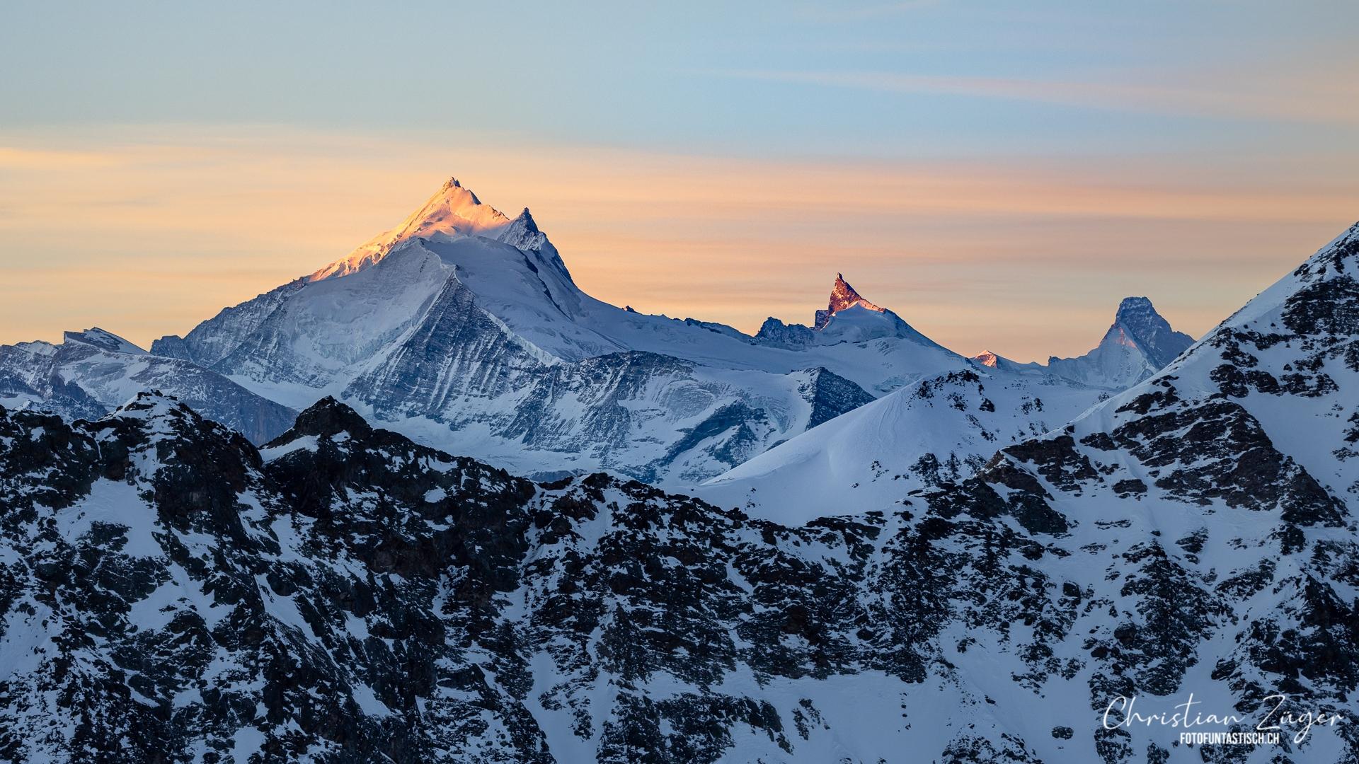 Lötschenpass Aussichten - ©Christian Züger