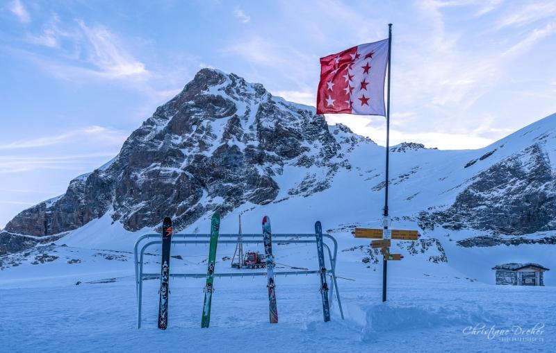Lötschenpasshütte (SAC) - ©Christiane Dreher