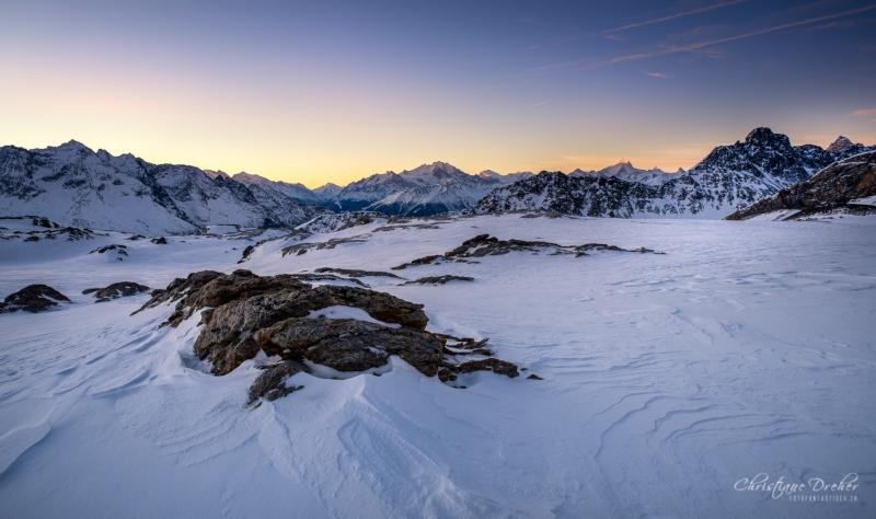 Lötschenpass - ©Christiane Dreher