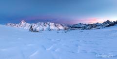 Lötschenpass Panorama - ©Christian Züger