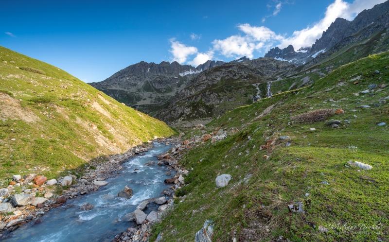 Der Bergbach Steinwasser - ©Christiane Dreher