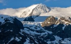 Hohen Gipfeln und Gletscher - ©Christian Züger