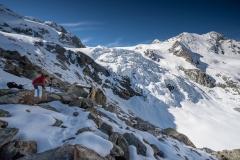Der Glacier de Moiry - ©Christiane Dreher