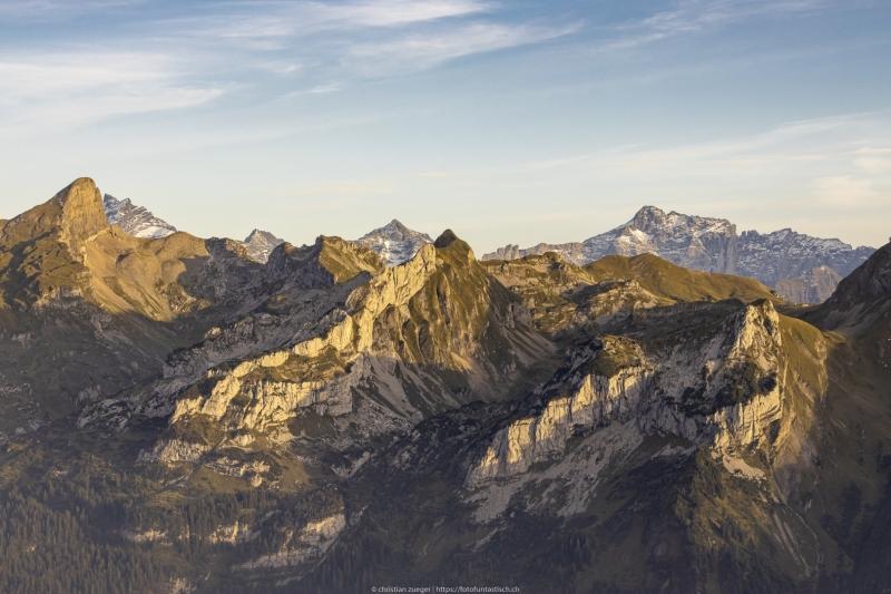Urner Bergwelt - ©Christian Züger