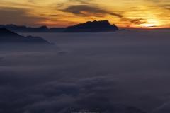 Sonnenuntergang - ©Christian Züger