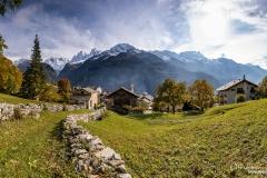 Soglio im Bergell - ©Christian Züger