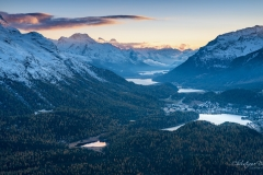 Oberengadiner Seenlandschaft - ©Christiane Dreher