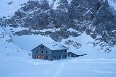 Lötschenpasshütte - ©Christiane Dreher