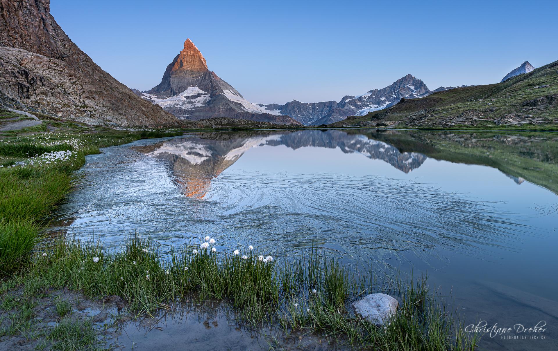 Bergseen Wallis