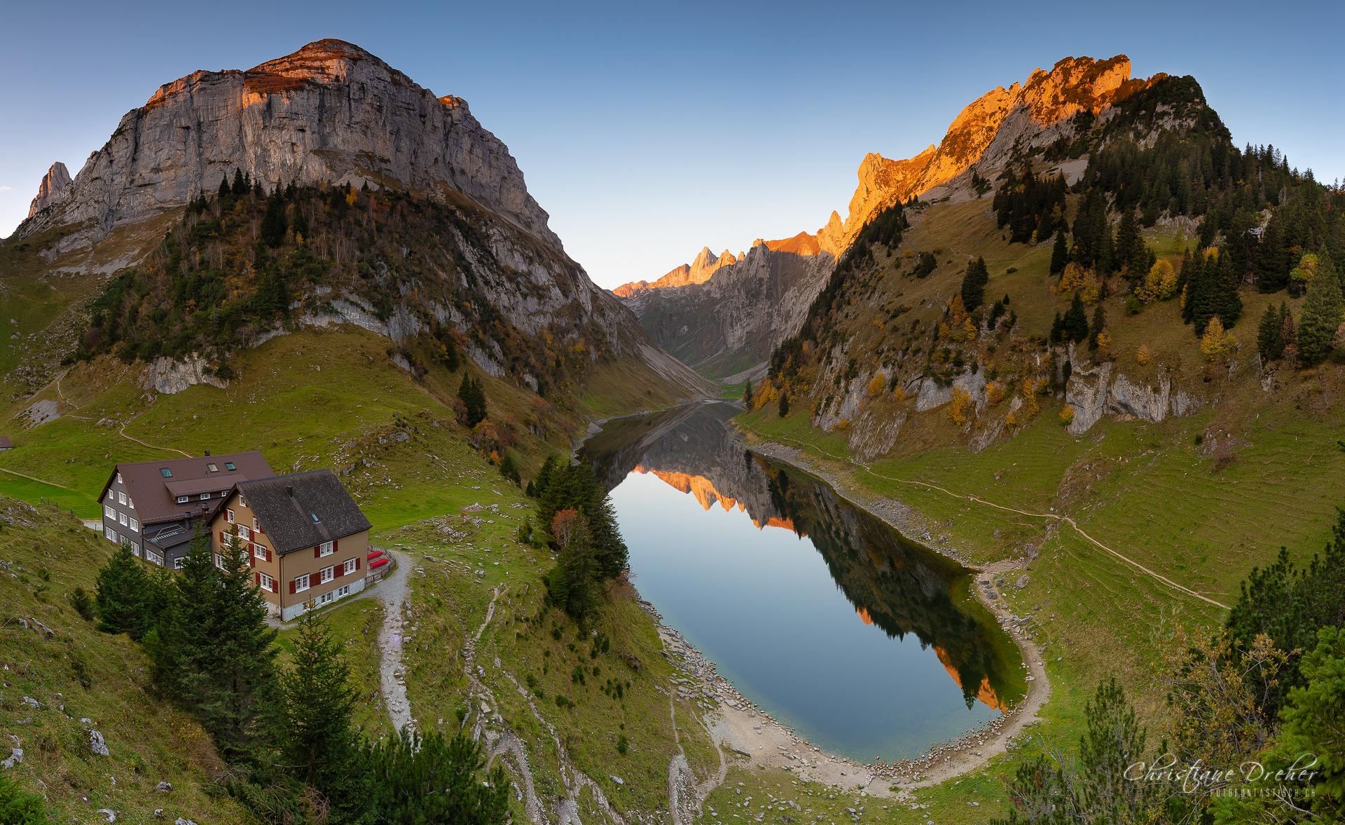 Bergseen Ostschweiz